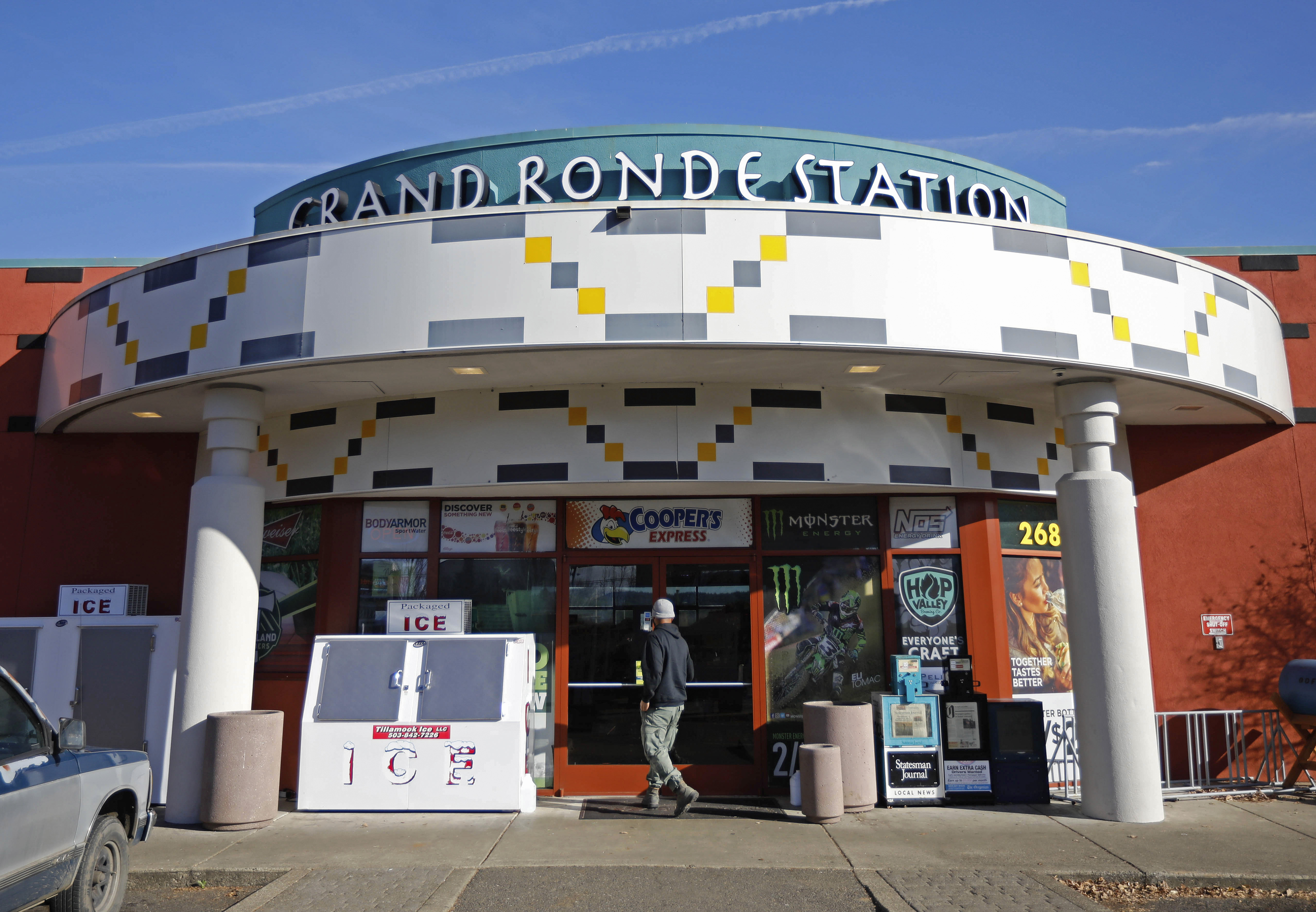 Grand Ronde Food Desert A Deterrent To Tribal Members Moving